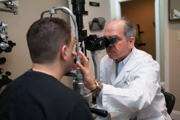 Dr Loeffler - Glaucoma Exam - Lighthouse Point